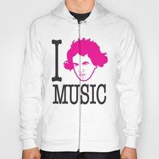 I __ Music Hoody