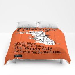Great Cities: Chicago Comforters
