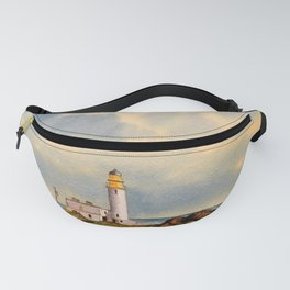 Turnberry Golf Course Scotland 9th Tee Fanny Pack