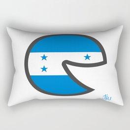 Honduras Smile Rectangular Pillow