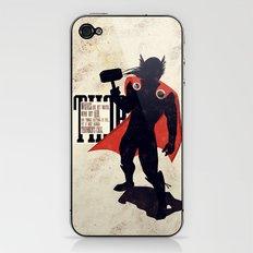Thor: Call of Thunder iPhone & iPod Skin