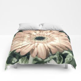Be Like The Flower... Comforters