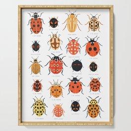 Ladybugs Serving Tray