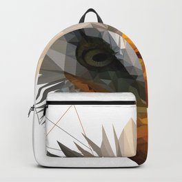 aguila americana Backpack