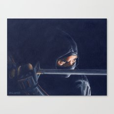 From The Shadows Canvas Print