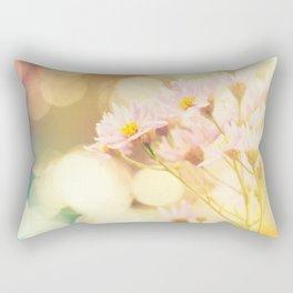 Lights of joy Rectangular Pillow