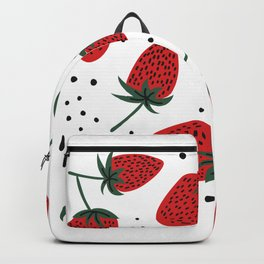 Strawberry Fantasy Backpack