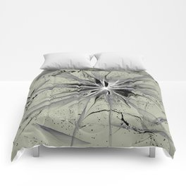 Cracked Childhood Comforters