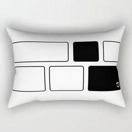 How to Undo Rectangular Pillow