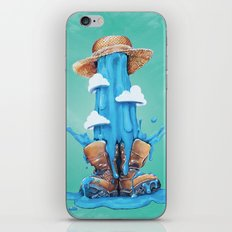 Intrusive Sky iPhone & iPod Skin