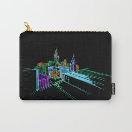 Vibrant city 2 Carry-All Pouch