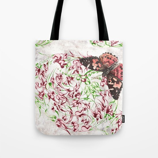 Treading lightly Tote Bag