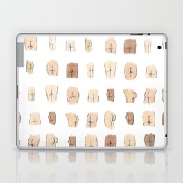 Lotsa Butts! Laptop & iPad Skin