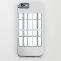 Ten Commands iPhone 6s Slim Case