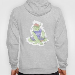 Goblin (Rugged and Exceptionally Explosive) Hoody