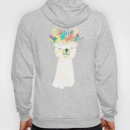 Llama Goddess Hoody