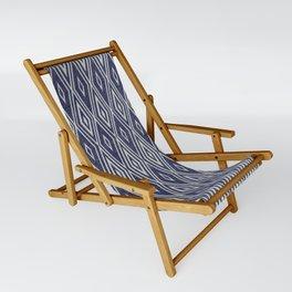 Crystalline Sling Chair