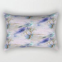Feelin' the Winter... Rectangular Pillow