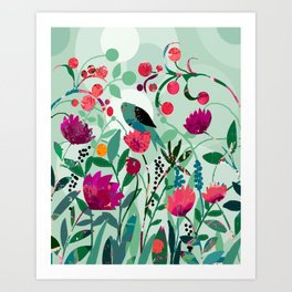April Sixteenth Art Print