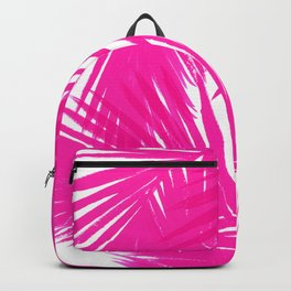 Palms Fuchsia Backpack