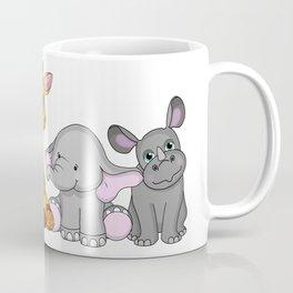 The Menagerie Coffee Mug
