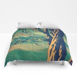 Late Hues at Hinsei Comforters
