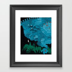 Russian Folk Tales - Go there, I don´t know where, bring me that, I don´t know what Framed Art Print