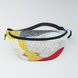 Sweet Nectar of Love Fanny Pack