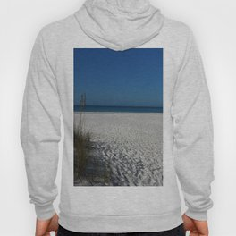 A Peaceful Day At A Marvelous Gulf Shore Beach Hoody