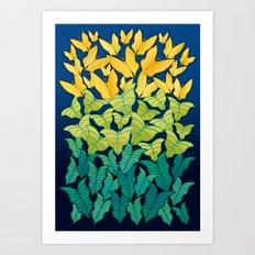 METAMORFOSE Art Print