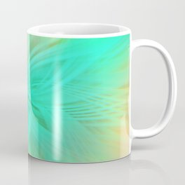 Abstract Mekong Coffee Mug