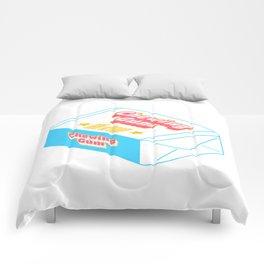 Chewing Gum Comforters