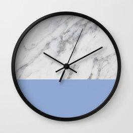 Serenity Marble Wall Clock