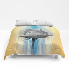 Colors Dramatic Comforters