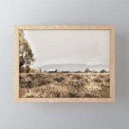 This Was Their Home Framed Mini Art Print