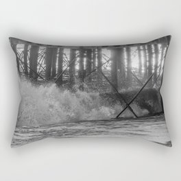 Waves. Rectangular Pillow