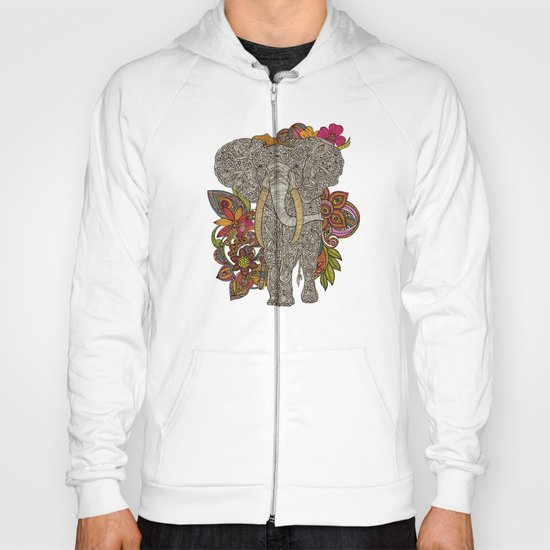 Walking in paradise Hoody