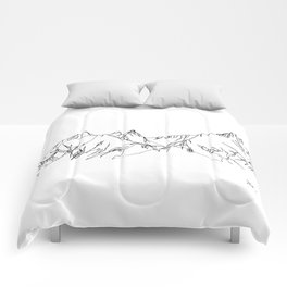 Spring Thaw Comforters