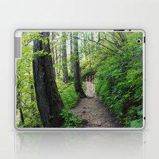 Let's Run Away VII Laptop & iPad Skin