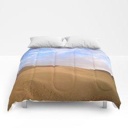 desert photography Comforters
