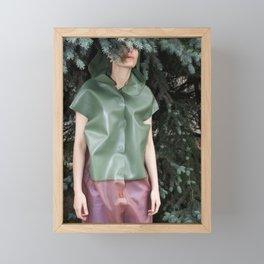 Jumper Framed Mini Art Print