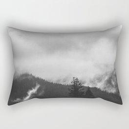 Undone - nature photography Rectangular Pillow