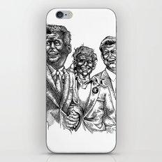 Dead Kennedys iPhone & iPod Skin
