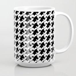 Dog(Tales)'s Tooth Medium (Black Background) Coffee Mug