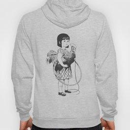Rooster Girl Hoody