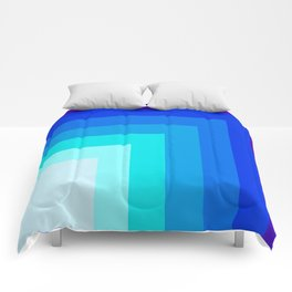 Square by square Comforters