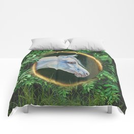 Forest Horse Comforters