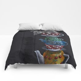 Time after tea Comforters