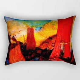 Naked Circus Rectangular Pillow