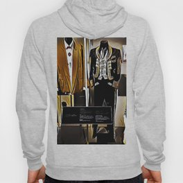 Stevie Ray Vaughan Exhibit - Family Style - Painting Hoody